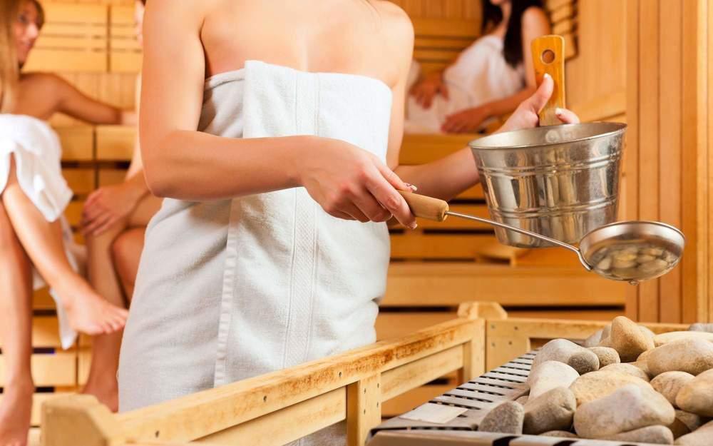 hotel das seiwald kirchdorf finnische sauna. Black Bedroom Furniture Sets. Home Design Ideas